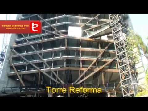 Edificios en construcción en la Ciudad de México. edemx.com