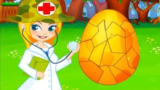 Fun Animals Care Kids Game - Play Jungle Vet Game By Libii