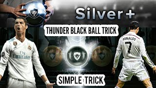 How to get Thunder Black Ball in Silver+ Pack |PES 2018 TRICK