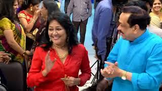 Tamil News Reader Shobana Ravi