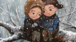 გარეთ თოვდა თოვდა თოვდა - garet tovda tovda tovda