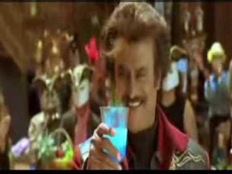 Aandhi Ki Tarah Full video song of Movie Shivaji The Boss Rajinikanth...