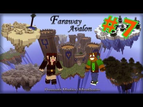 Faraway Avalon #07 Alicja na ziarnku zaczarowanego grzyba MineQusim Madzik89