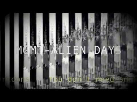 "MGMT OFFICIAL - ""Alien Days"""