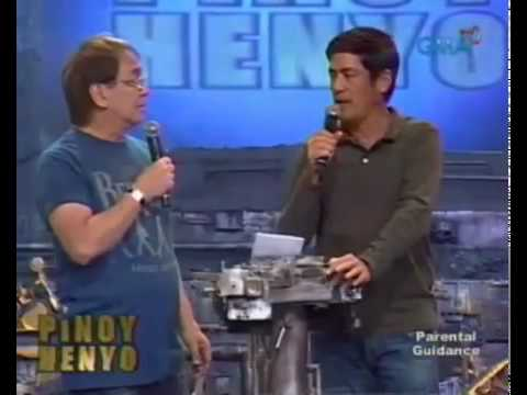 Joey De Leon Kay Willie Revillame- Bastos Ka! video