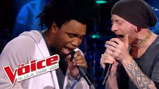 Elton John – Bennie and Jets | Spleen VS Pierre Edel | The Voice France 2014 | Battle