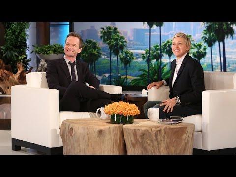 Neil Patrick Harris on Hosting the Oscars