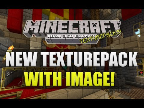 Minecraft Xbox 360 NEW Medieval Texturepack Announced With Screenshot XBOX NEWS
