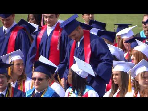 Magna Vista High School Graduation 2013 - Clayton McKinney Cole