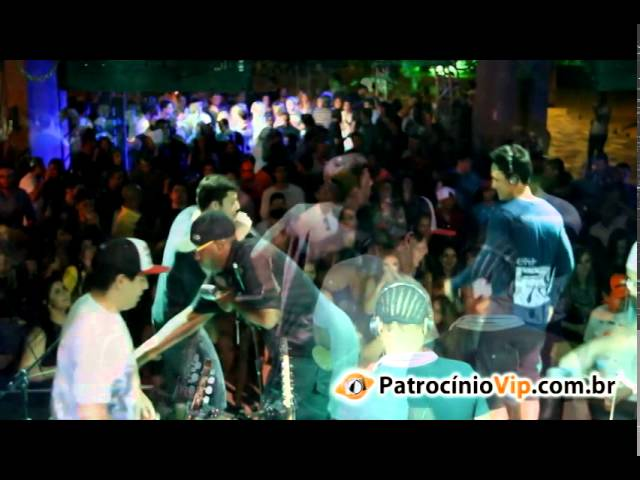 Banda PaQua - Welcome Sunset - Patrocínio