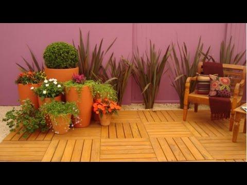 Clique e veja o vídeo Planejamento, Implantação e Manutenção de Jardins - Plantas em Vasos