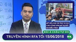 Tin tức thời sự: Hoa Kỳ kêu gọi Việt Nam trả tự do cho công nhân Mỹ bị bắt trong cuộc biểu tình