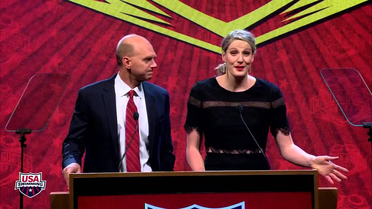 2015 Golden Goggle Awards Show: The USA Swimming Foundation