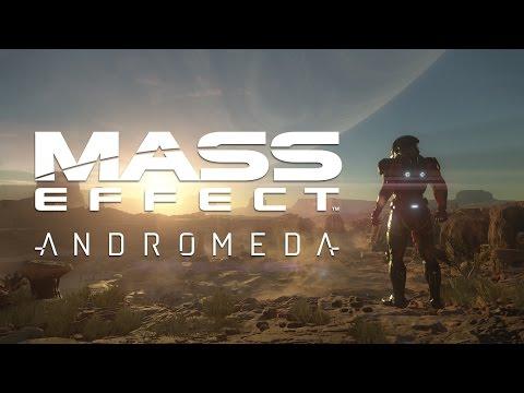 "MASS EFFECTâ""¢: ANDROMEDA Official E3 2015 Announce Trailer"