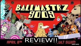 Ballmastrz 9009 review