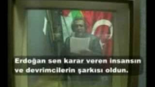 The Tayyip Song Gazze Davos Gazze