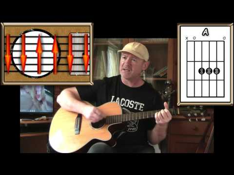 Beautiful - Christina Aguilera - Acoustic Guitar Lesson