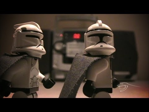 Lego™ Black Eyed Peas - Pump It (official Hd) video