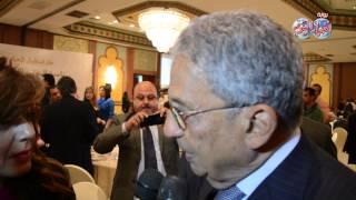 عمرو موسى : نجاح المؤتمر الإقتصادي متوقف على الجدية