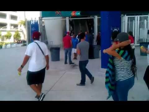 "Puerto Rican Vs Dominican FIGHT ""World Baseball Classic 2013"""