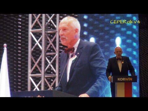 Konwencja Partii KORWiN W Katowicach - Janusz Korwin-Mikke (1/13)