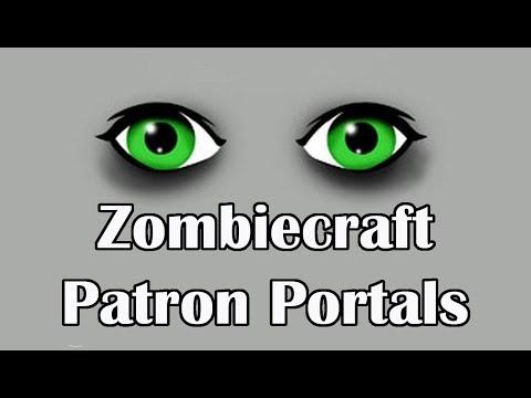 Lucer Vincero : Zombiecraft Patron Portal