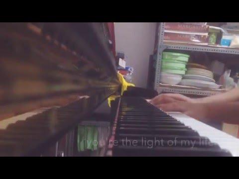 Sunshine Becomes You [short.ver] piano