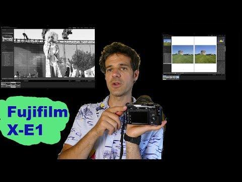 Why I bought a used Fujifilm X-E1 in 2017