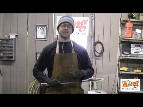 Quick Tip for Welding Barrel Hinge