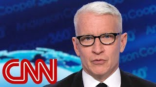 Anderson Cooper calls out Trump for his hypocrisy on John McCain