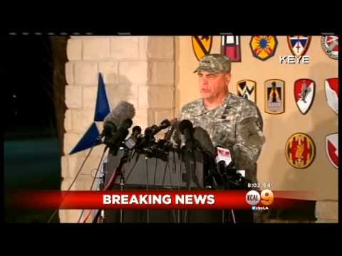4 Dead, Including Gunman, In Fort Hood Shooting