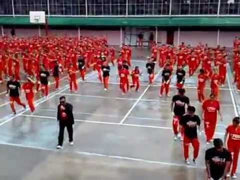 Oppa Gangnam Style, Cebu Inmates Version video