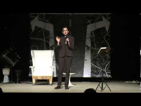 Cup of tea theology: Bishop Rusudan Gotsiridze at TEDxTbilisi