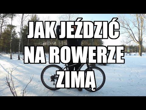 Jak Jedzić Na Rowerze Zimą #81 Rowerowe Porady