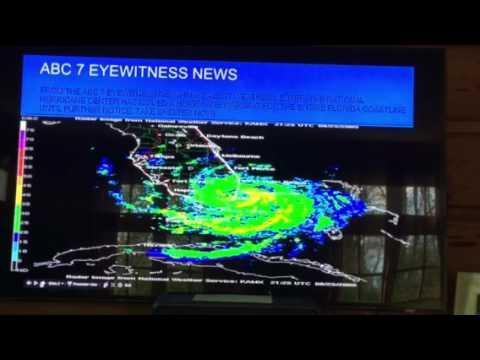 Hurricane TV Report for Hurricane Katrina