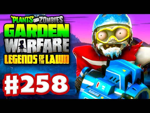 Plants vs. Zombies: Garden Warfare - Gameplay Walkthrough Part 258 - Snowboard Set!