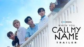 """""""When You Call My Name"""" ? MONSTA X and Gallant Extended Trailer 