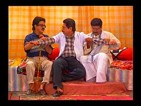 Crazy Mohan's Marriage Made In Saloon Hindi Scene 6 video