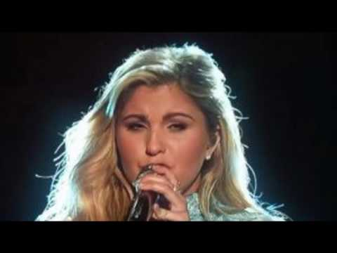 """Brennley Brown performance of 'Anyway' on """"The Voice""""   Top 10 Performance"""