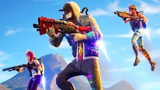 *NEW* SHOTGUNS & JETPACKS ONLY Mode in FORTNITE