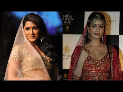 STUNNING: India Bridal Fashion Week Day 1