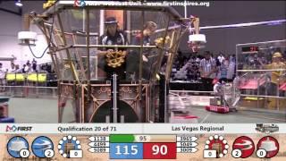 Qual 20 - 2017 Las Vegas Regional
