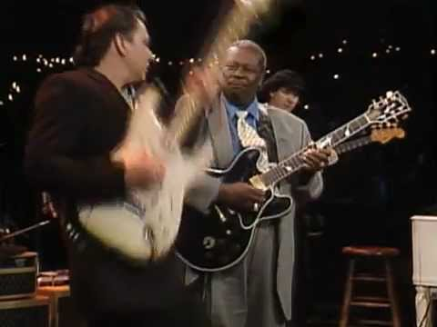 A Tribute to Stevie Ray Vaughan with Eric Clapton, Buddy Guy and BB King - 1996 [FULL]
