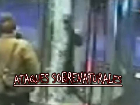 ATAQUES SOBRENATURALES