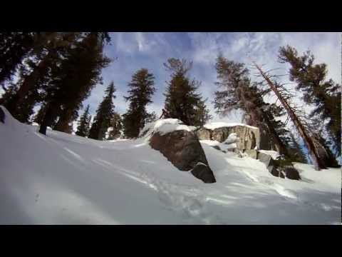 Mammoth Backcountry Powder Sessions 2012 Season!