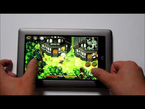 Nook Tablet 8 GB with Google Play