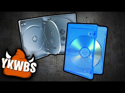 You Know What's Bullshit? Episode 15 Blu-Ray Cases - Cinemassacre.com