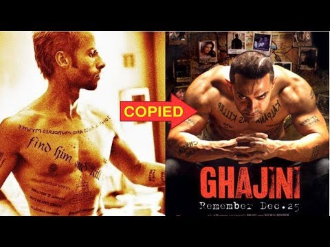 Top 5 Aamir Khan Movie Copied From Hollywood Movies | The Topic