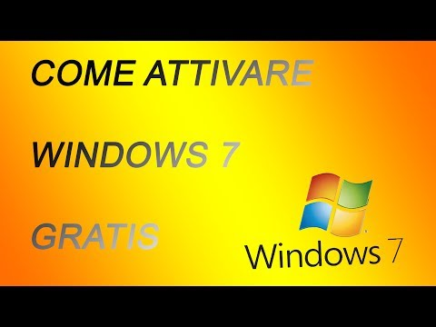 Come attivare Windows 7 in modo gratuito
