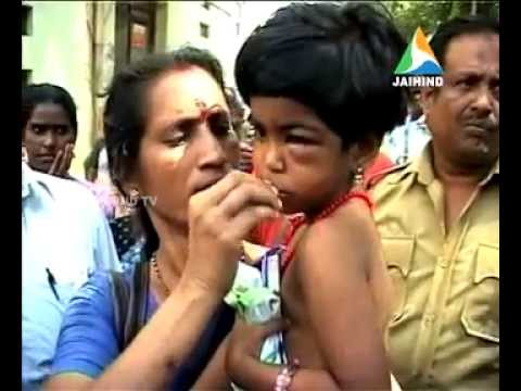 4 Year Old Fathima Tortured By Her Father video